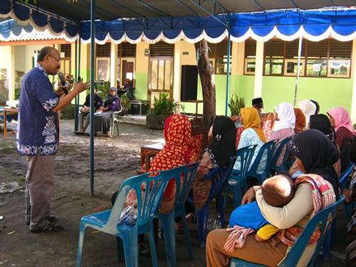 Gizi Peduli Indonesia (GPI): Dari Ibu Sehat untuk Generasi Cerdas