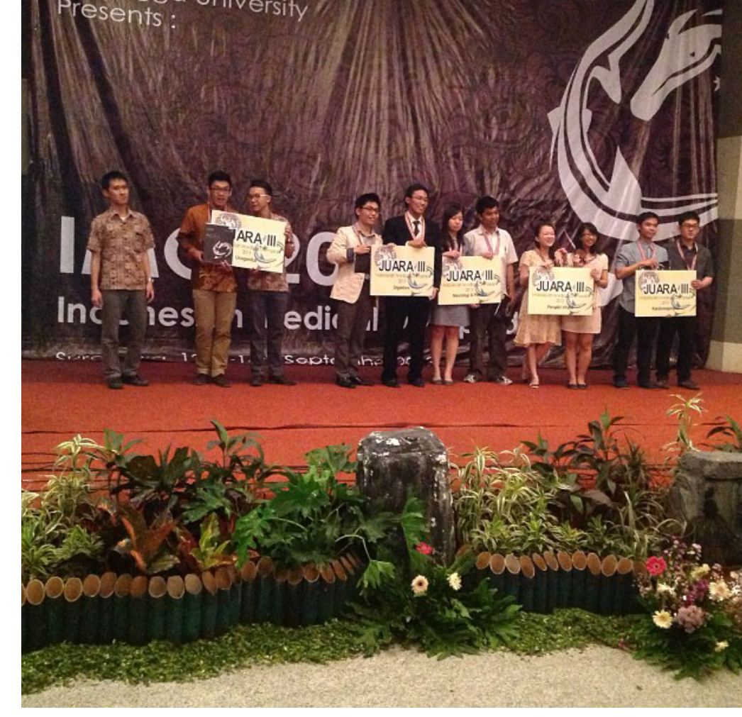 Indonesian Medical Olympiad (IMO 2013)