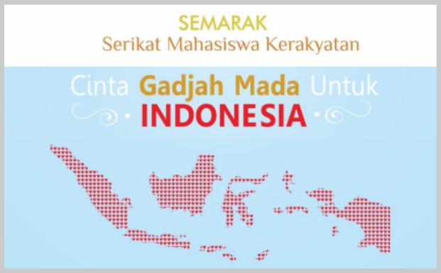 Buku Semarak UGM : Cinta Gadjah Mada untuk Indonesia