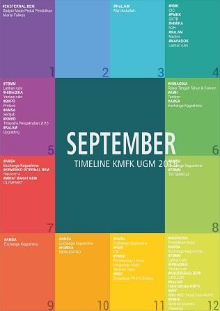 Timeline September